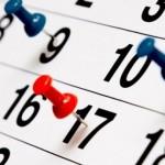 SCADENZE FISCALI 2018: LE NUOVE DATE